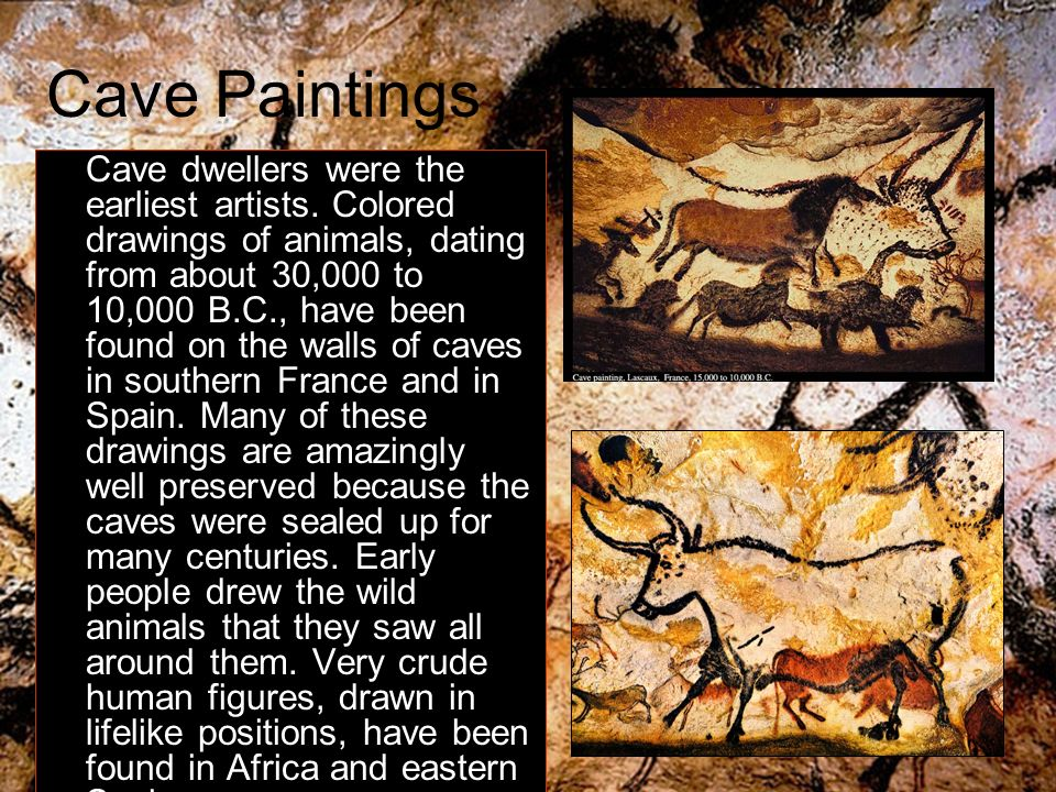 cave painting dating The newly dated cave paintings—perhaps the world's oldest—are evidence that neanderthals were not a distinct species, one expert says.