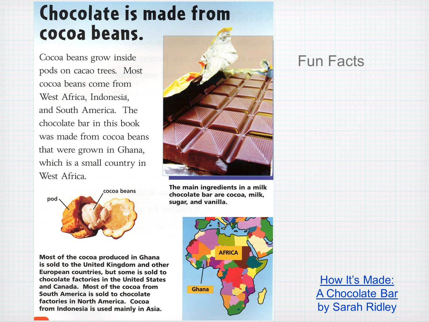 How Is Chocolate Made From Cocoa Beans - Pumpkin Chocolate Chip ...