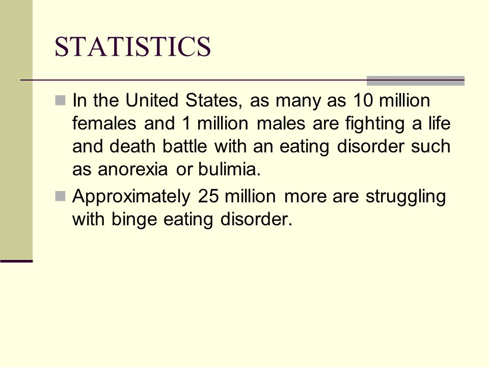 an introduction to the national binge in the us We invited people who have struggled with an eating disorder to respond to binge  binge eating | eating disorders | one word  united states.