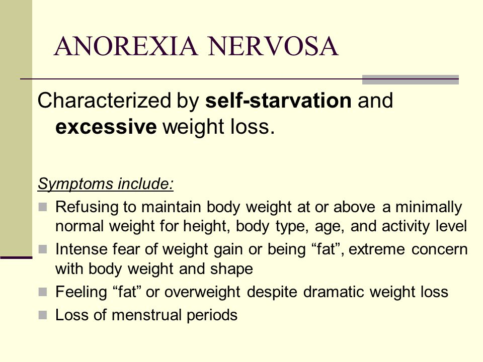 National Eating Disorders Association - ppt video online ...