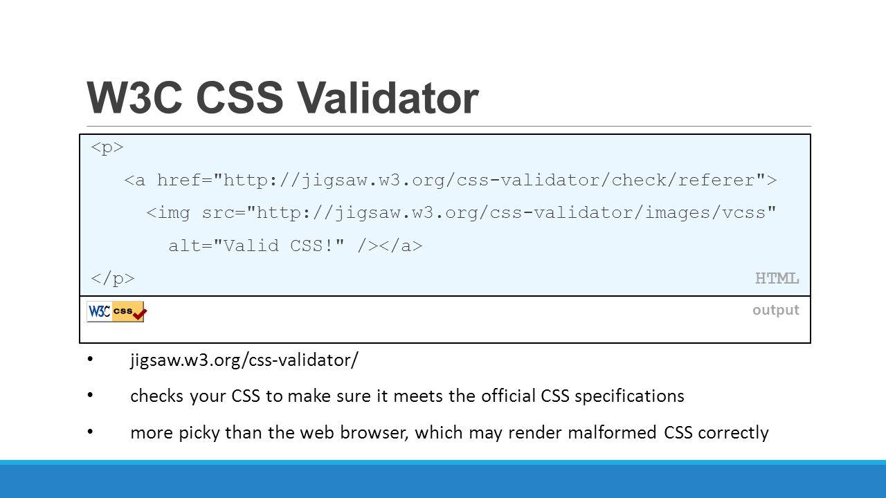 W3c Html Validator Check   PhpSourceCode.Net