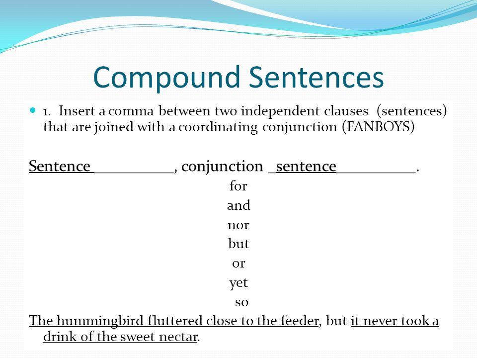 Comma Rules for Kids | Worksheet | Education.com