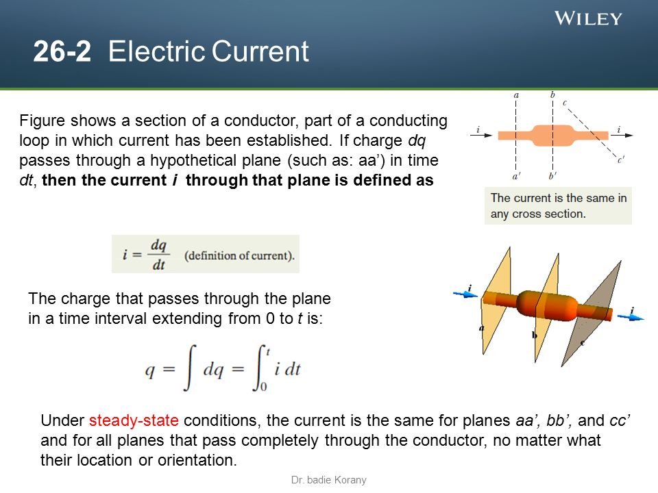 Electric Current Locator : Chapter capacitance dr badie korany ppt download