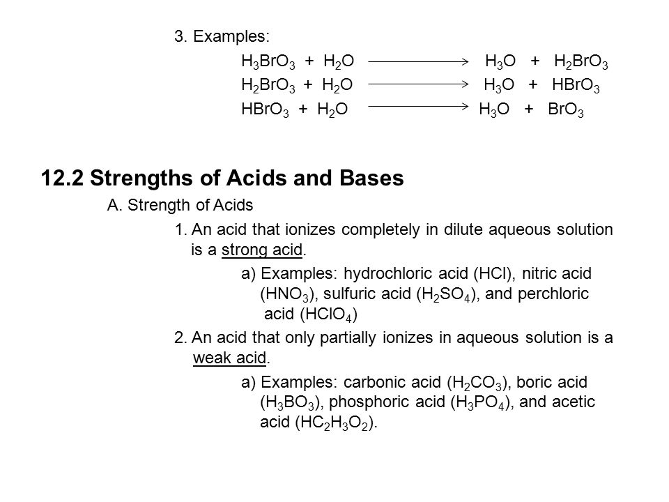 ACIDS AND BASES CHEMISTRY CHAPTER ppt download