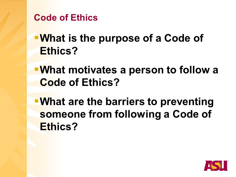 comparison and contrast of american code of ethics As adopted by states to aba model rules comparisons are currently available  for states that have completed a review of their rules in response to recent.