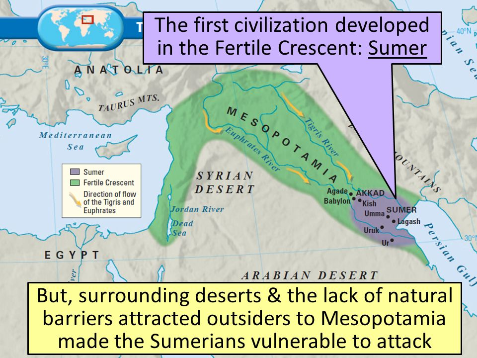 Agriculture in the sumerian city states essay
