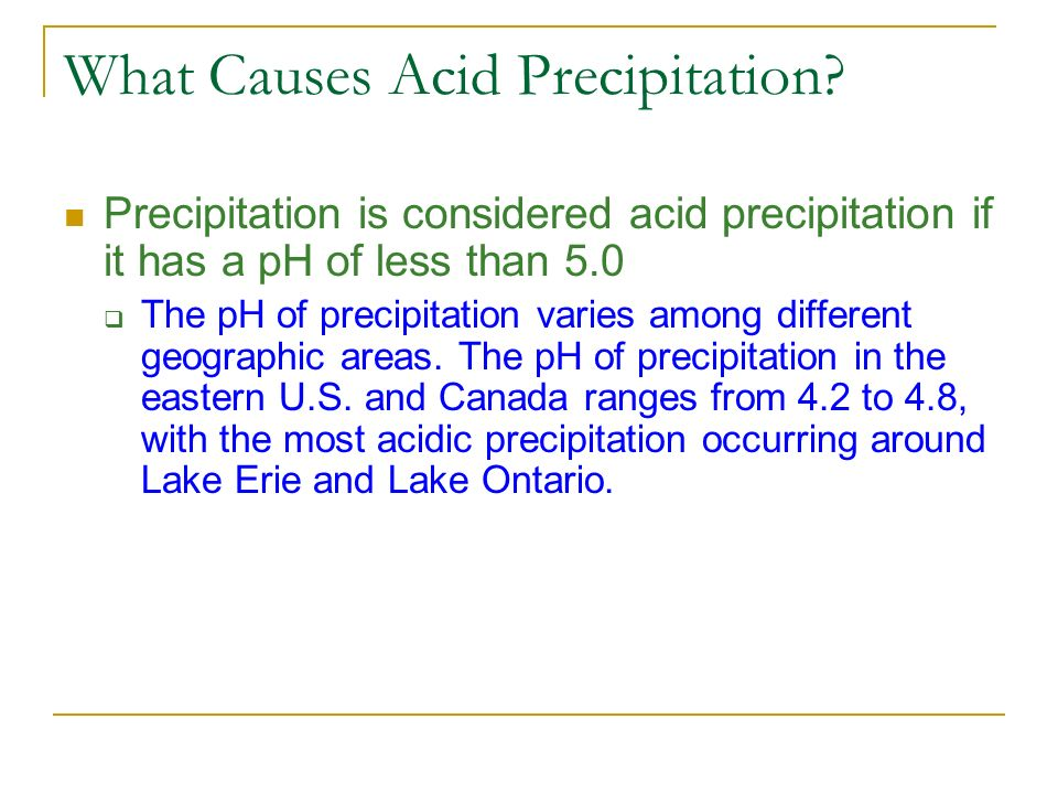 acid precipitation affects stone in two Effects of acid rain on dry deposition is now considered to be more damaging to stone sources and environmental impacts of acid rain and acid.