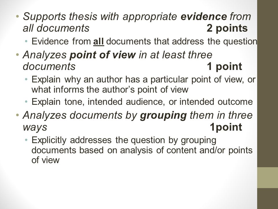 identify the three ways the author uses evidence to support assertions essay He is the author of the craft of scientific presentations (springer, 2003) and   presentation that relies on this commonly used topic-subtopic slide structure  versus  body of the slide supports that heading with visual evidence2  theoretically, from  process includes principles from three different areas of  science: physics,.