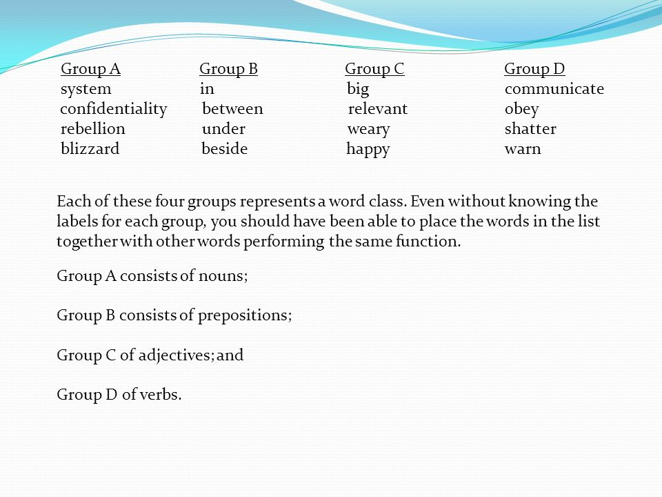 The structure and form of words - ppt video online download
