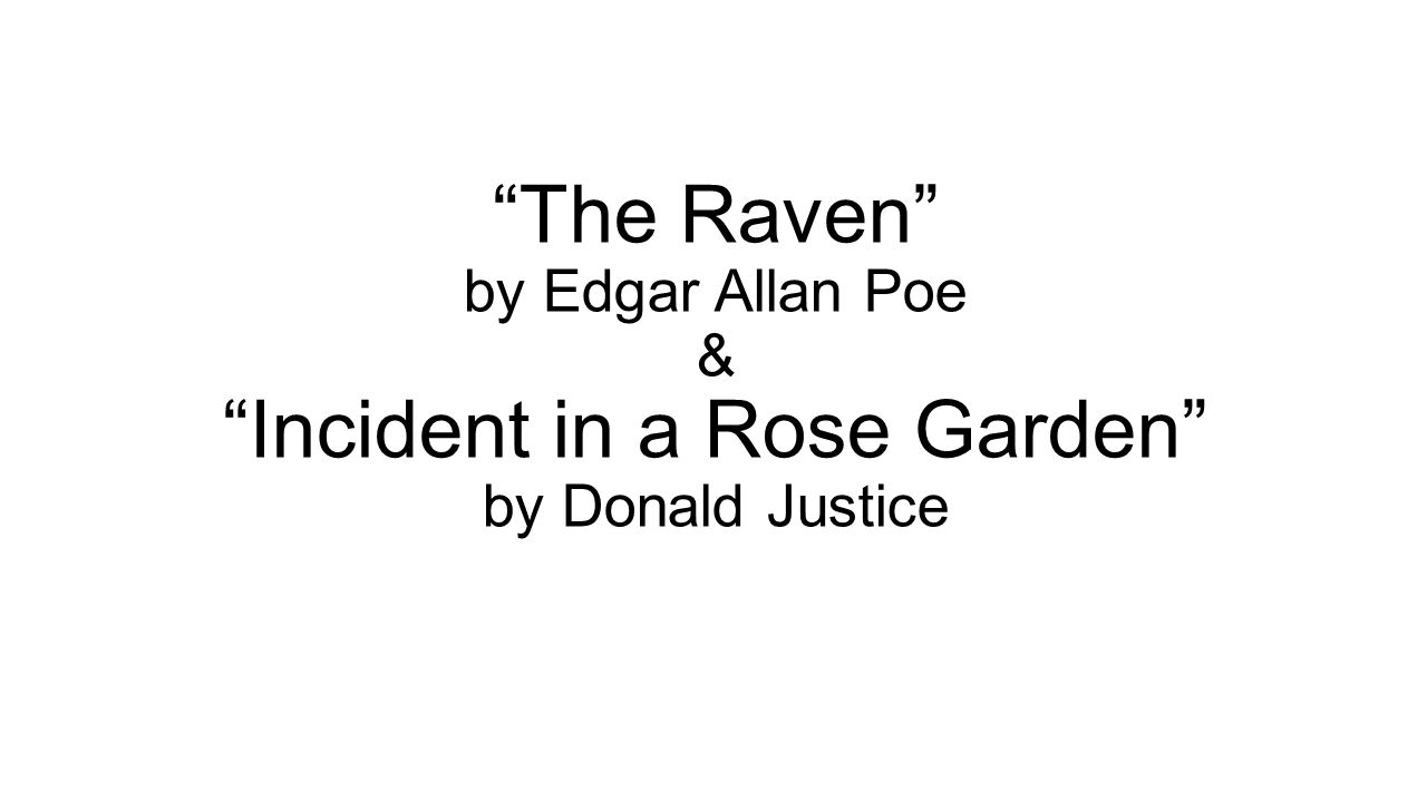 analysis alone by edgar allan poe