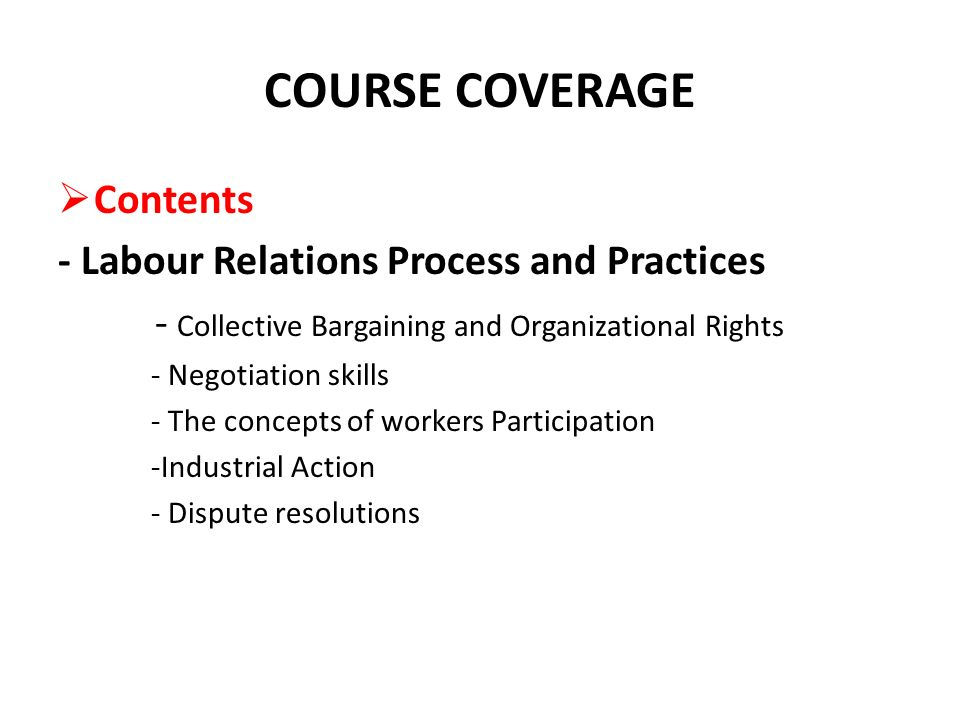 relationship between human resource management and trade unions
