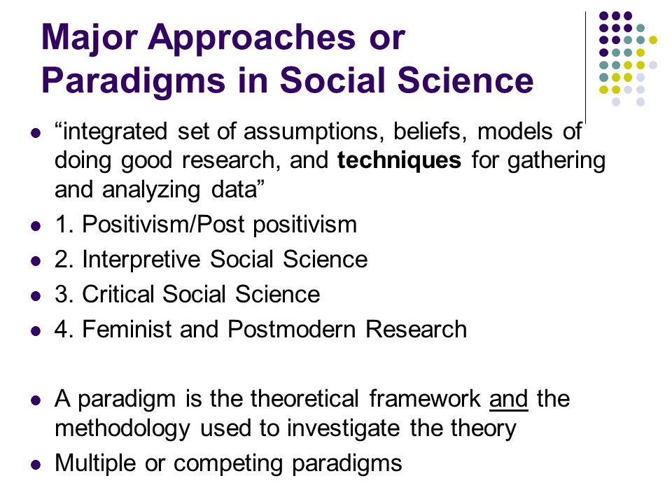 "the positivistic interpretative and critical aspects of sociological theory The assumptions of interpretive methods in sociological research are :  there are numerous sociological theories,  sociological perspective is the broadest, most basic aspect of sociology it's been called the ""heart of sociology."