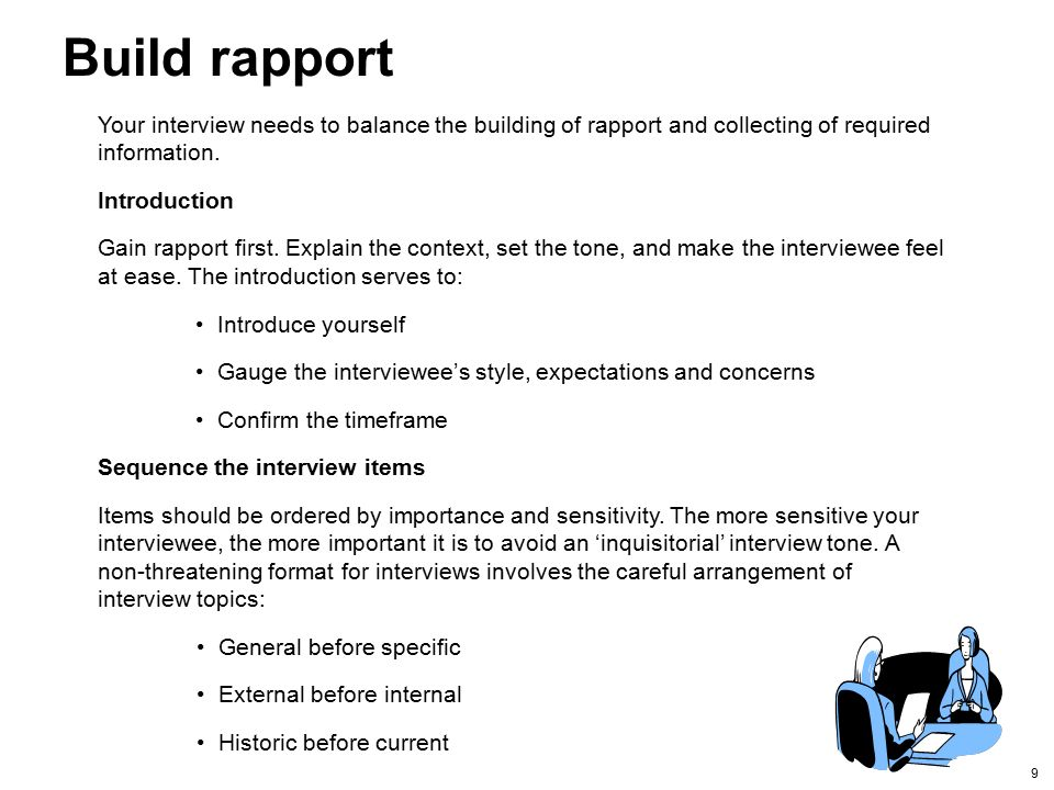 the building of rapport essay Pr people need a few theories and models to help get to grips with the bigger picture and why communications matters but for most of us we need to get on with it and.