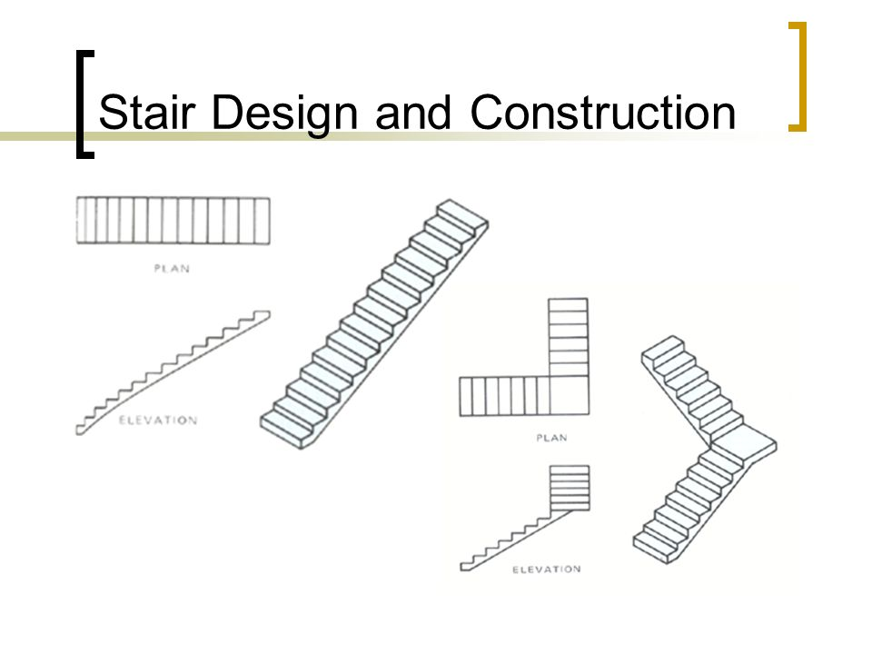 Stair Design And Construction 3 09 Ppt Video Online Download