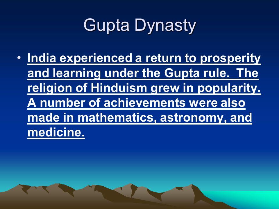 gupta empire achievements in astronomy - photo #19