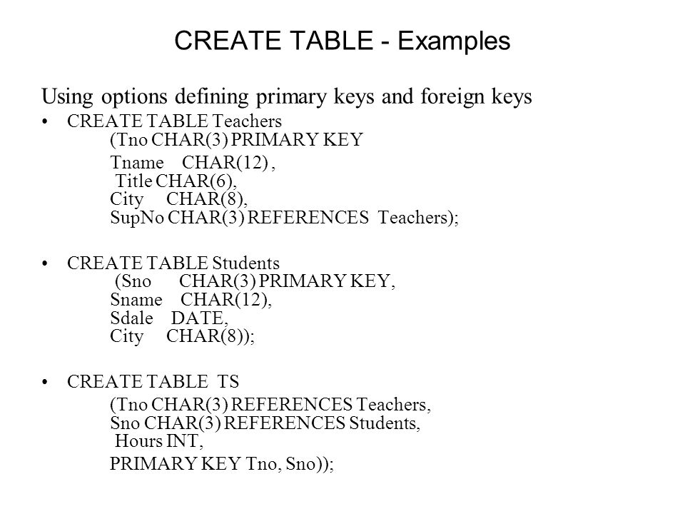 how to add primary key using alter table