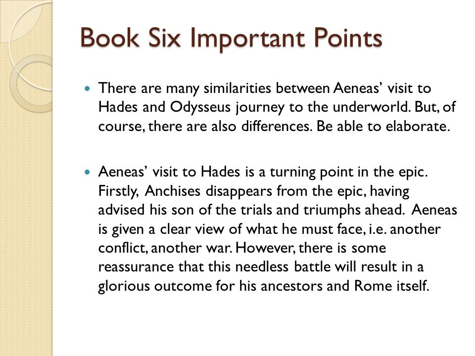 Differences between aeneas and odysseus