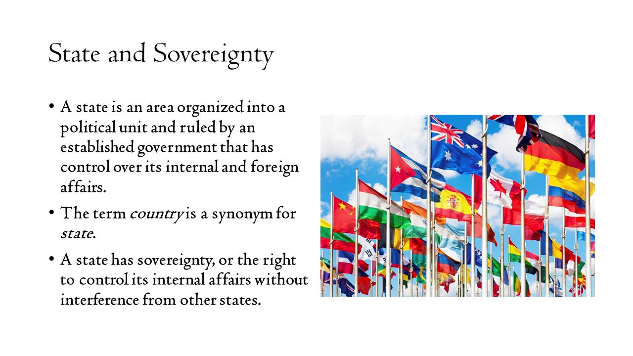 state sovereignty essay State sovereignty has for the past several hundred years, been a defining principle of a relations between states and in a way a foundation of worlds order this concept is one of the most important principles of united nation charter and it is still important component of the maintenance of peace in the world and defence of weak states against the powerful ones.
