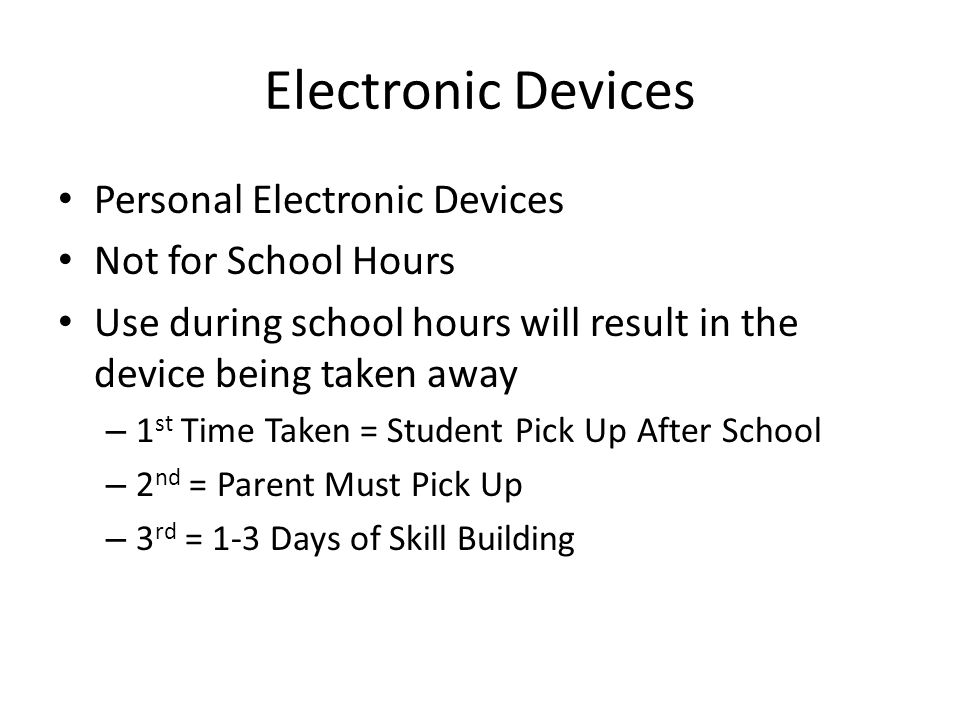 personal devices in school Personal devices once considered against the rules, are now being embraced and encouraged in the classroom wake county public schools is rolling out the bring your own device, or byod, in 13.