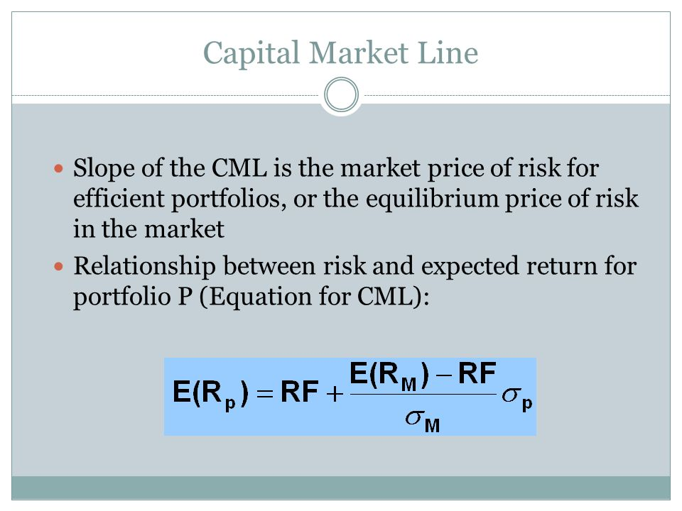 relationship between the three forms of market efficiency implies