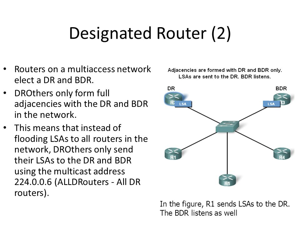 OSPF W.lilakiatsakun. - ppt download
