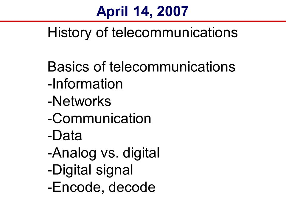 what is the history of data communication A brief guide to the history of internet: what is internet  a network of networks,  today, the internet serves as a global data communications system that links.