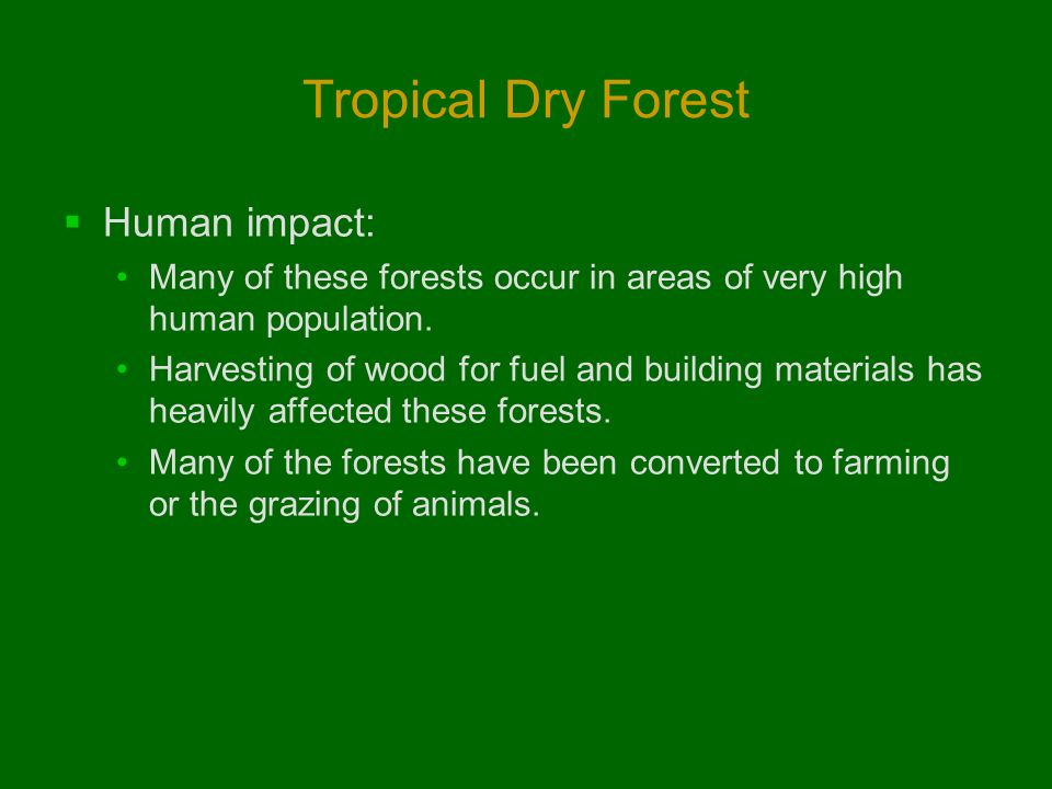 biomes and their characteristics