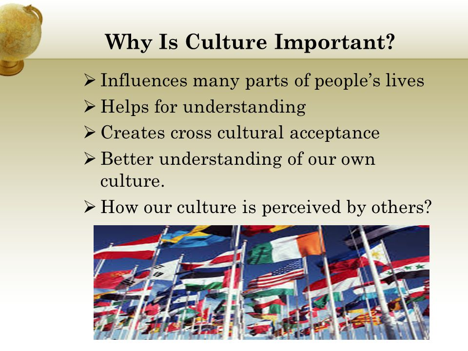 the importance of cross cultural training in business World day of cultural diversity (may 21) provides us with a perfect opportunity to deepen our understanding of the influence of culture by uncovering five important basics that every business leader should know about cross-cultural competency and learning.