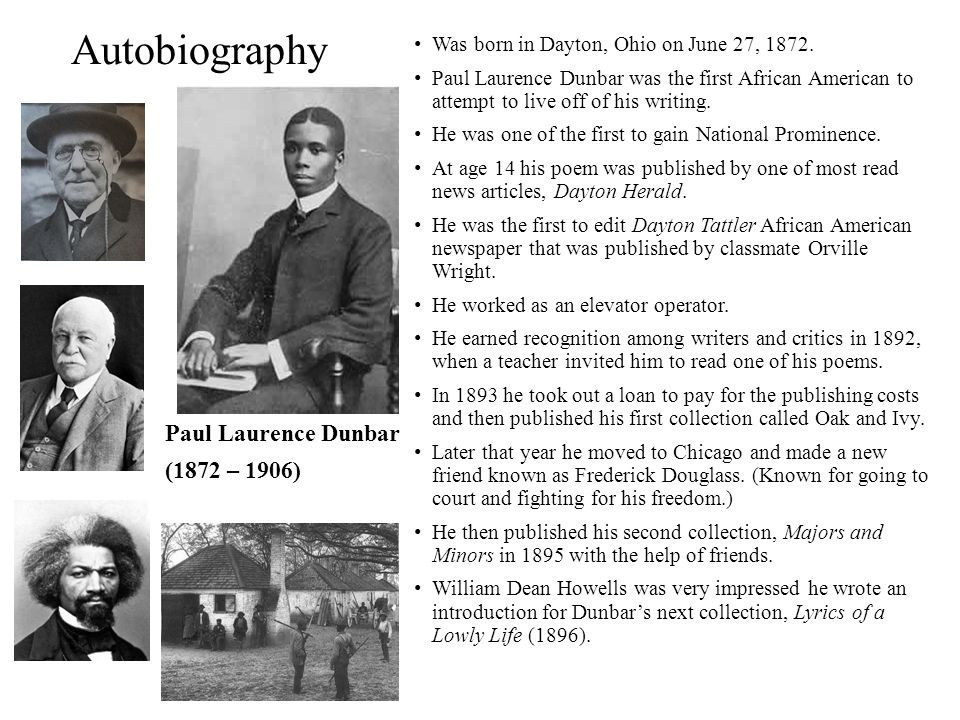 "Analysis of ""Sympathy"" by Paul Laurence Dunbar Essay Sample"