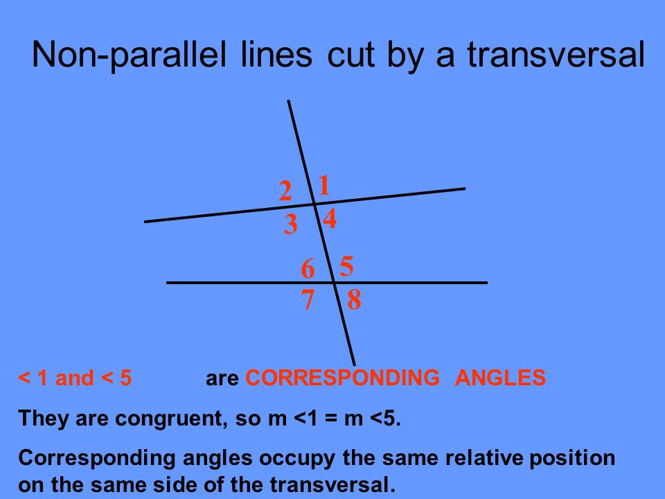 What are Parallel Lines  Definition amp Concept  Video