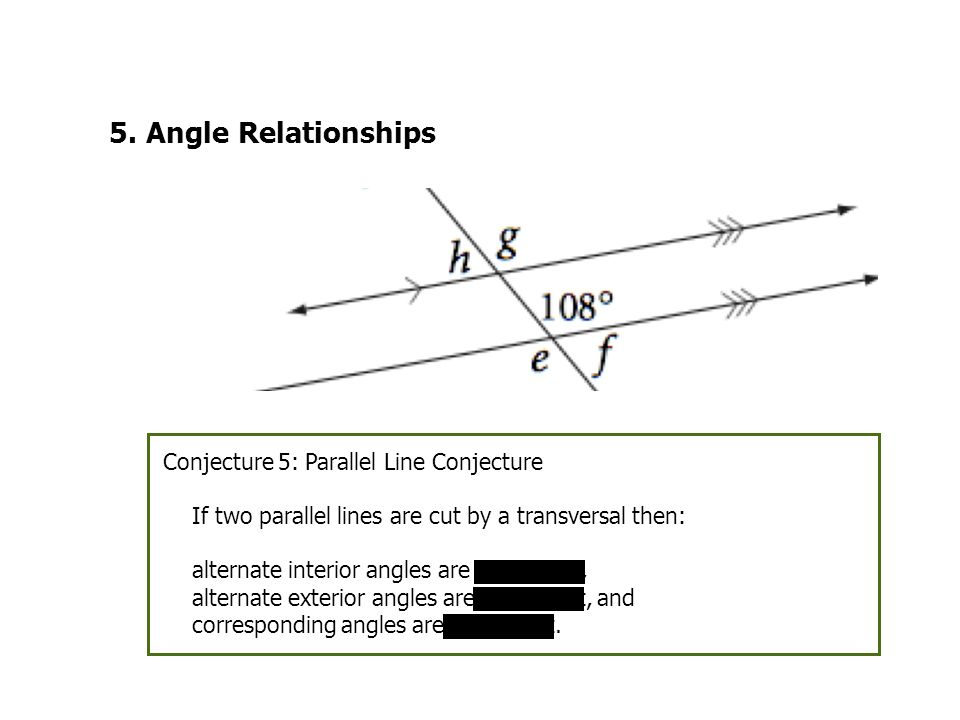 Do first ppt video online download for Alternate exterior angles conjecture