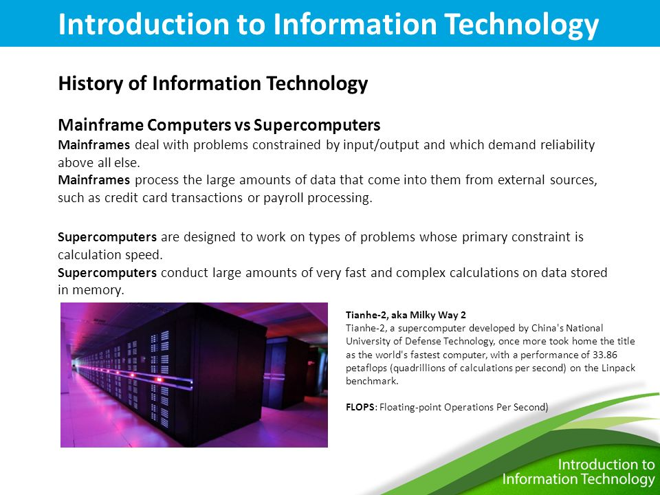 an introduction to the information technology operations into ireland The elementary and secondary school buildings and campuses built today are  introduction sustainable job-site operations  introduction information technology.