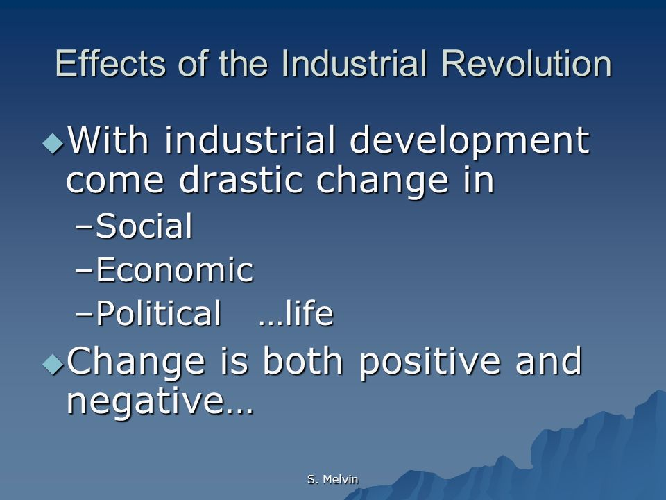thesis for industrial revolution essay The industrial revolution and great britain - since the advent of man, the human race has gone through many changes throughout history one of the greatest and most crucial changes was the industrial revolution of great britain.