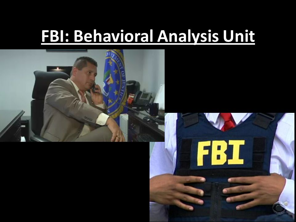 how to join the fbi bau