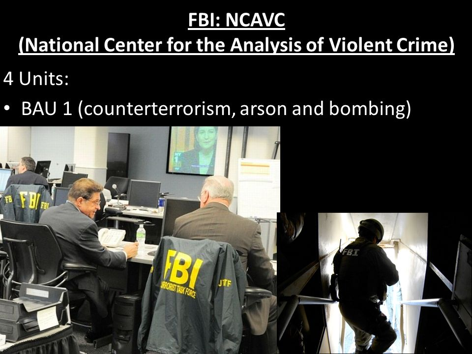 Violent Crime  FBI