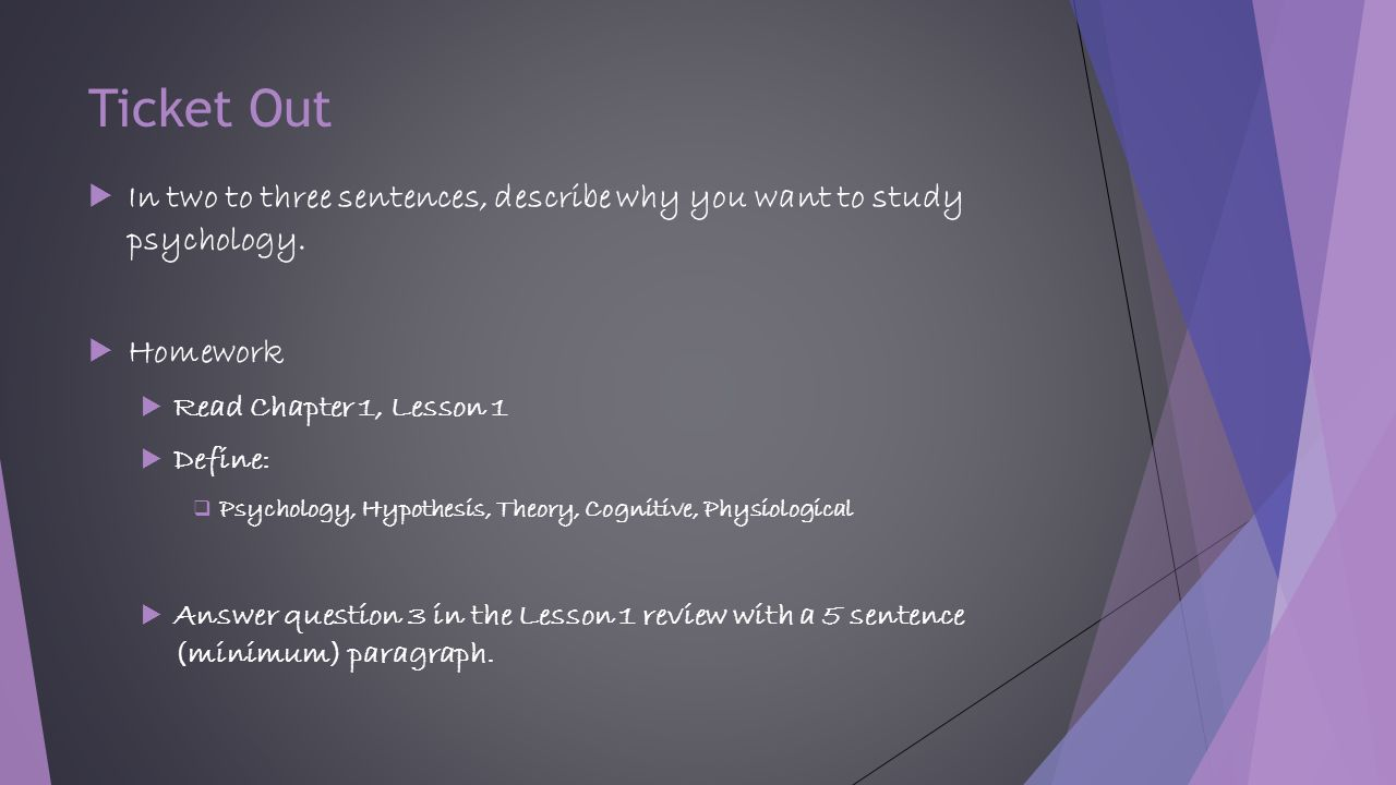 Psychology Chapter 1: Approaches to Psychology - ppt video online ...