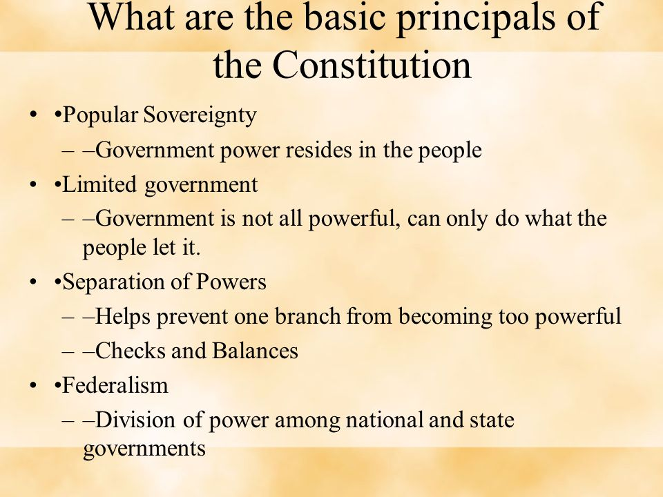 six basic principals u s constitution six fundamental prin Seven key principles guide the nhs in all it does  derived from extensive  discussions with staff, patients and the public  6 the nhs is committed to  providing best value for taxpayers' money.
