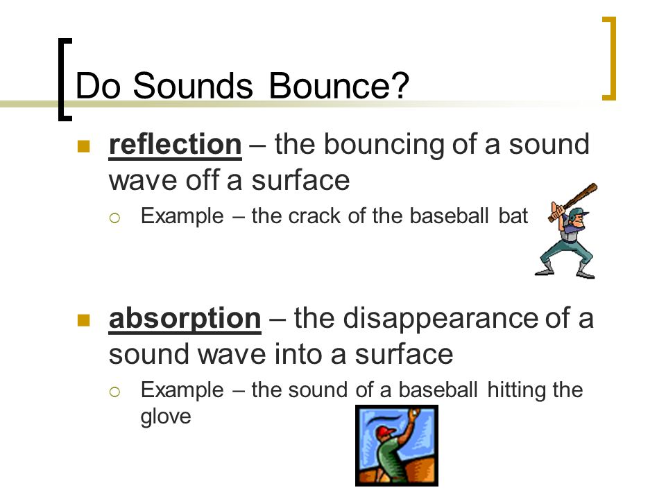 the sound of waves reflection essay So, now we discuss the process of sound waves, its reflection, echo sound, and  reason for reverberation it is behaving as wave which produce by vibration in an .