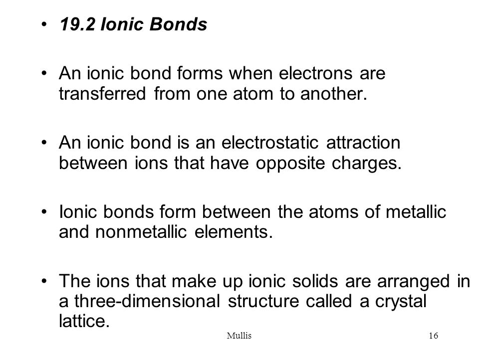 Polyatomic ions Poly = many Atomic = atoms - ppt video online download
