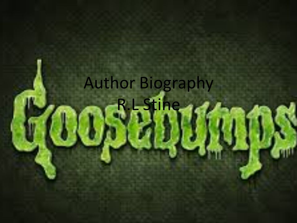 r l stine bibliography From $495 rl stine - the sequel $7500 otto penzler, ed - bibliomysteries ( bibliography) from $595 bradford morrow - the nature of my inheritance.