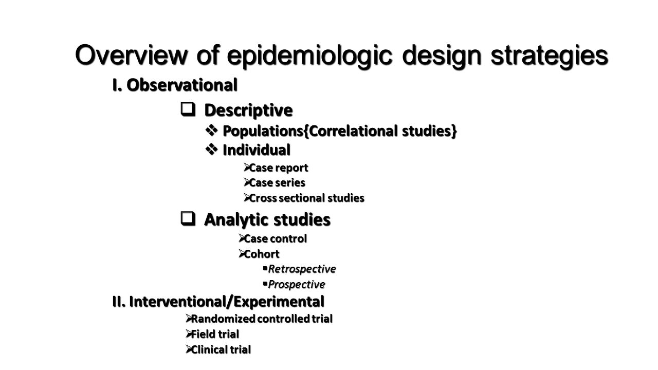 correlational and observational studies Qualitative psychological research utilizes a broad spectrum of observational  methods,  21 descriptive studies 22 correlational study 23 experiments.