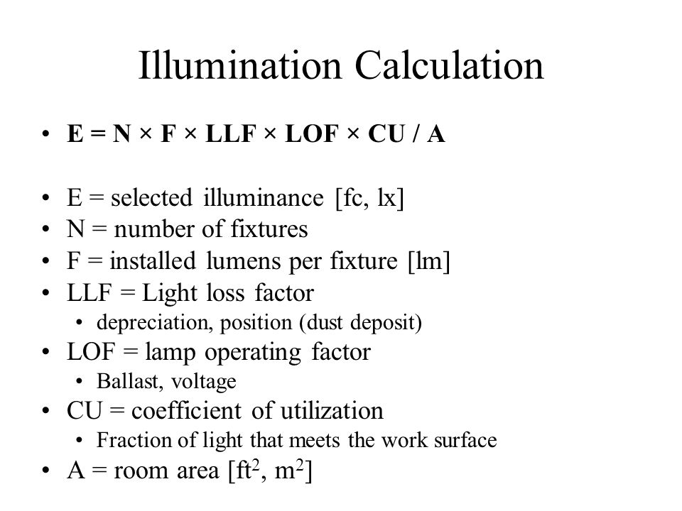 Objectives Learn About Lighting Design Ppt Download
