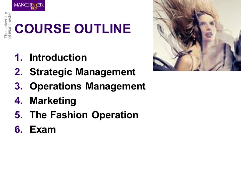 course outline of marketing management Course contents unit 1- introduction to marketing management: introduction, market and marketing, the exchange process, core concepts of marketing, functions of marketing, importance of marketing, marketing orientations unit 2- the marketing process: introduction, marketing mix-the traditional 4ps, the modern.
