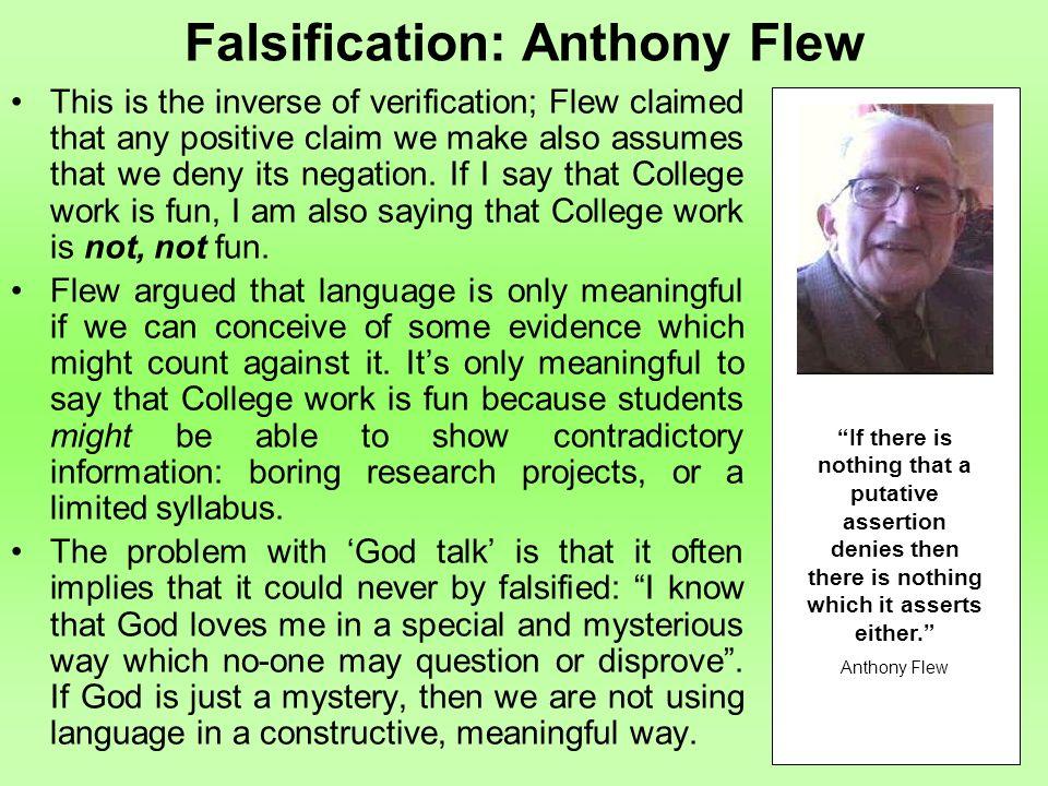 there is no god antony flew pdf