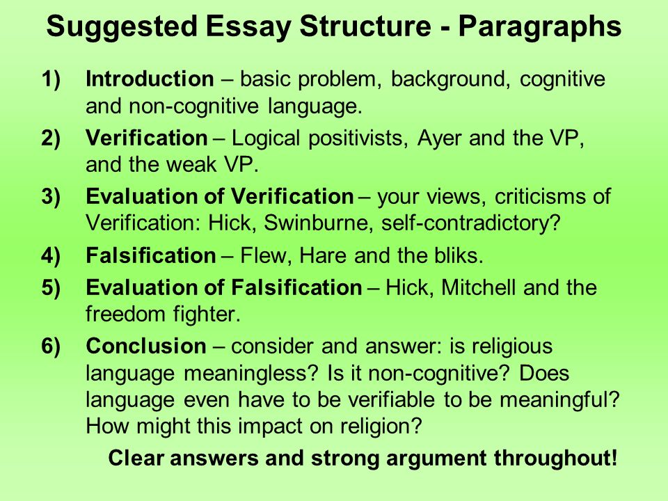 essay structure swinburne Write a reflective essay on what is reflective writing reflection means taking some time to examine your own thoughts, beliefs, values, attitudes and assumptions about your understanding of a topic, a situation or a problem.