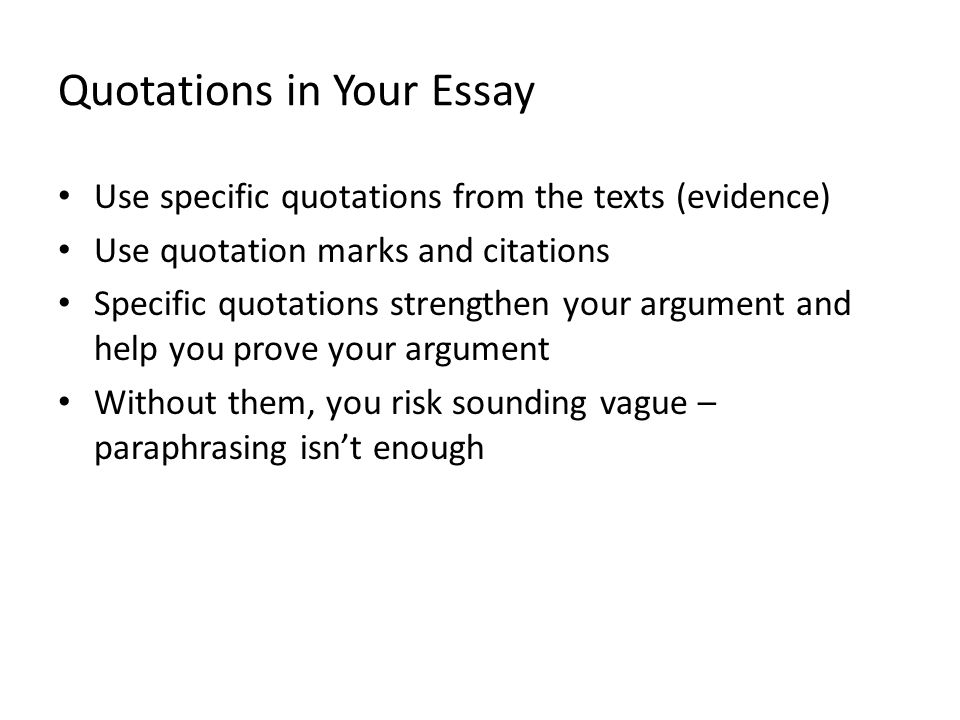 how to write an essay ppt video online  quotations in your essay