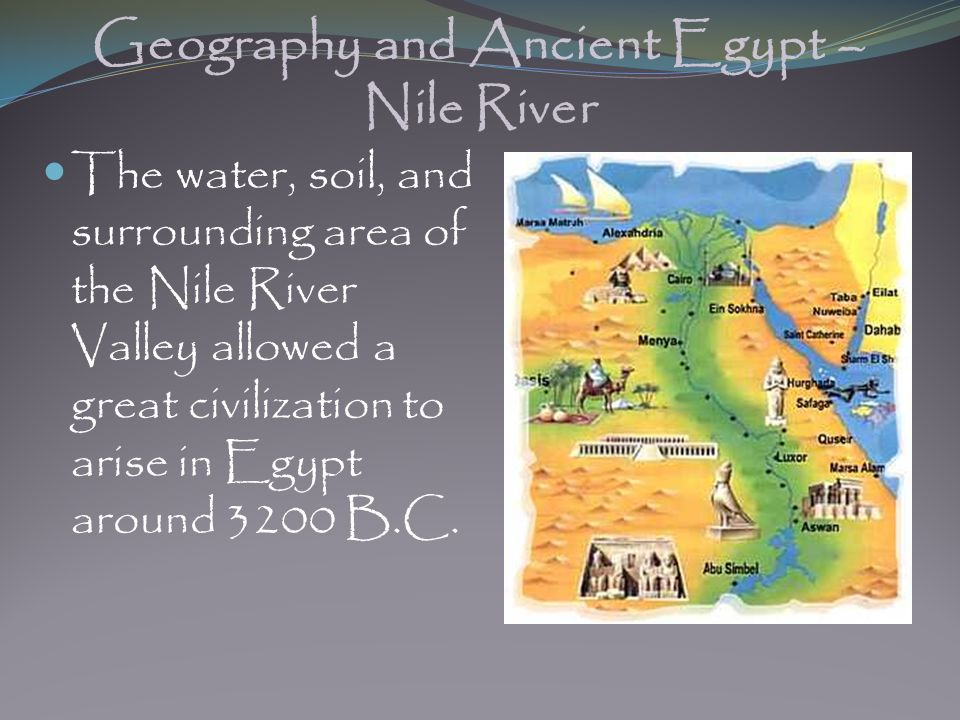 an overview of the nile river of the egyptian civilization