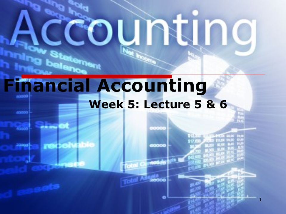 accounting week 6 The brewery finance and accounting course will provide participants with a  strong  week 5: financial accounting ii week 6: cost accounting models i.