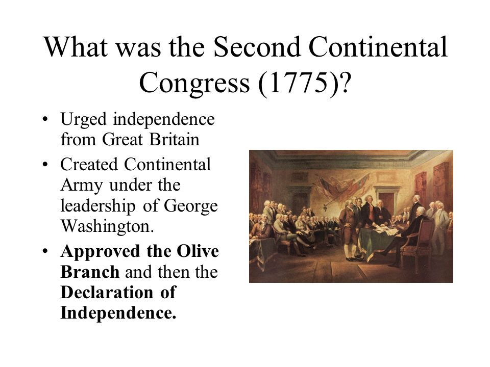 a description of the continental congress and its effects to the american government Political science & history, american & comparative government, politics, political theory, public policy, public law, constitutional law & history.
