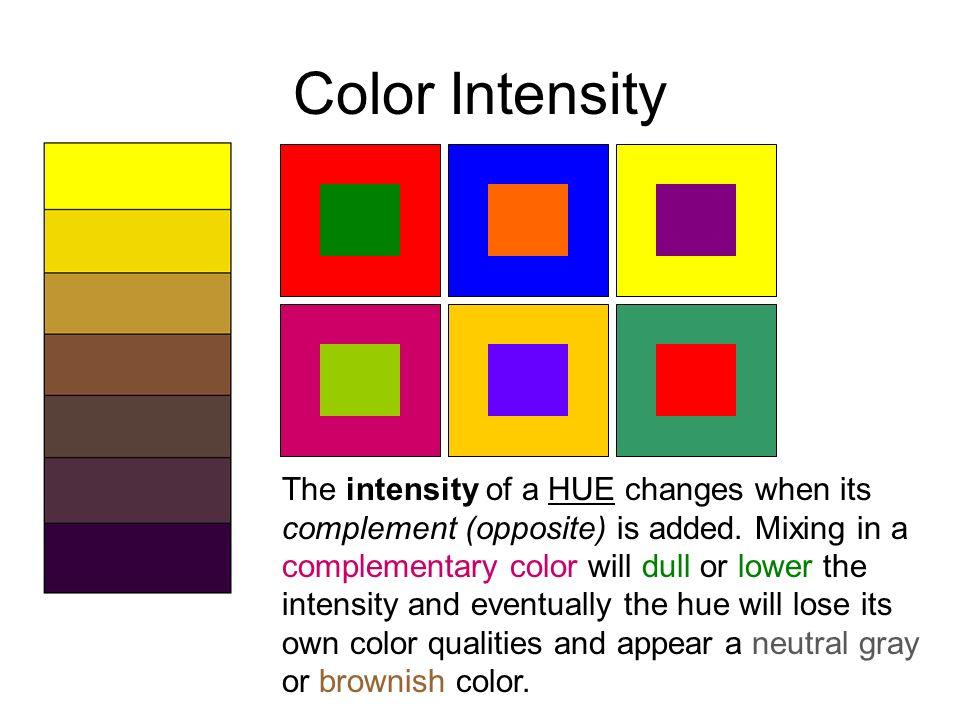 color theory roy g biv color wheel color values color schemes